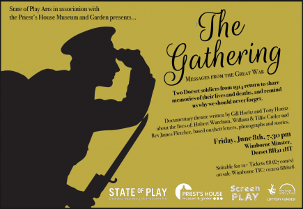 "Another chance to catch ""The Gathering"""